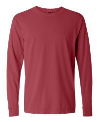 C6014 Comfort Colors Ringspun-Dyed Long-Sleeve T