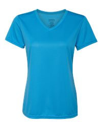 1790 Women's V Neck Wicking T-Shirt