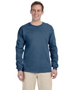 G240 Gildan 6.1 oz. Ultra Cotton® Long-Sleeve T-Shirt